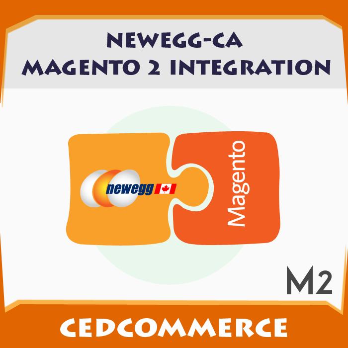 Newegg canada Magento 2 Integration