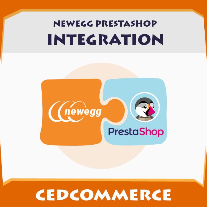 Newegg Prestashop Integration