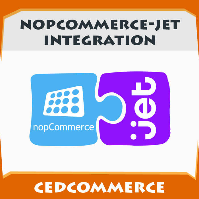 NopCommerce Jet Integration