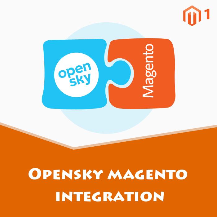 Opensky-Magento Integration