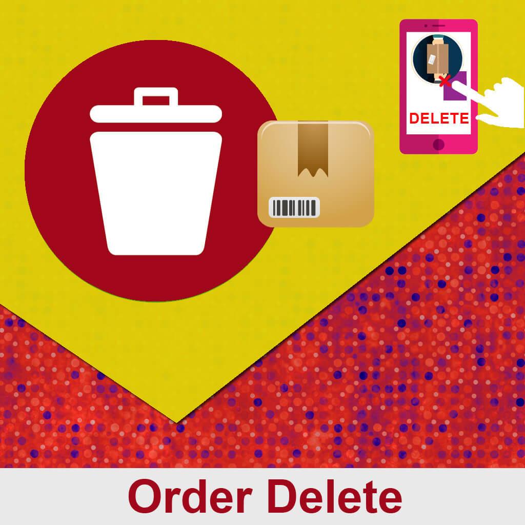 Order Delete