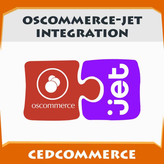 Jet OsCommerce Integration
