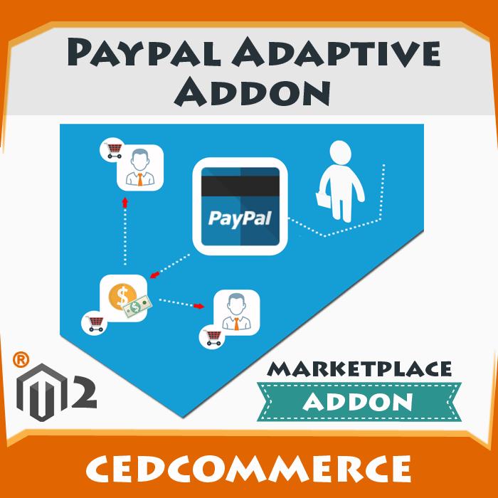 Vendor Paypal Adaptive Addon [M2]