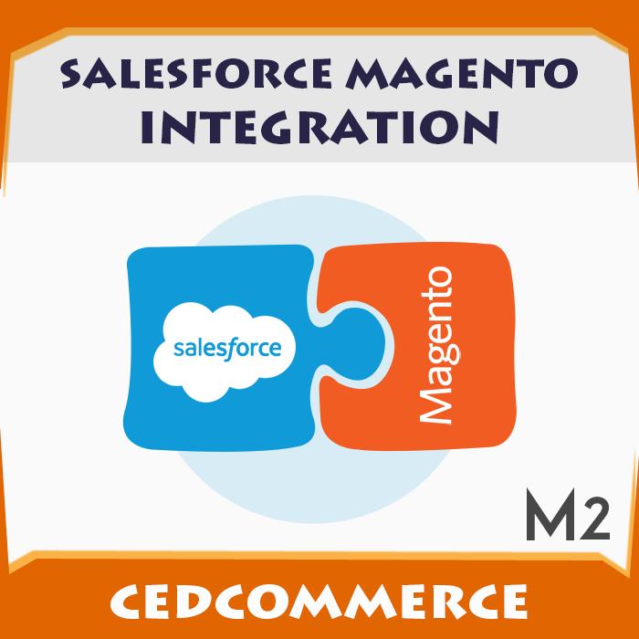 Salesforce Magento 2 Integration