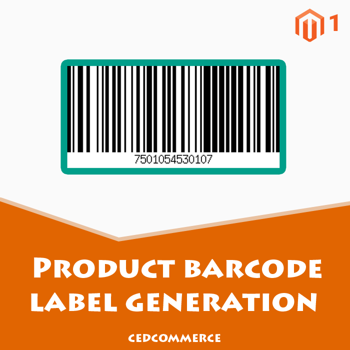 Product Barcode Label Generation