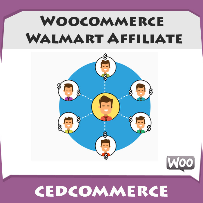 Woocommerce Walmart Affiliate