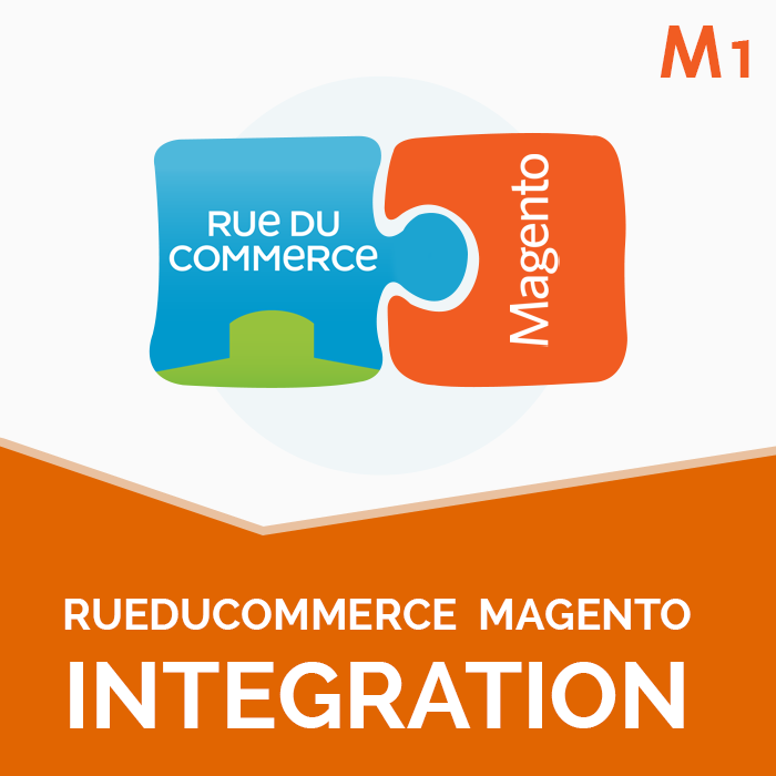 Rueducommerce Magento Integration