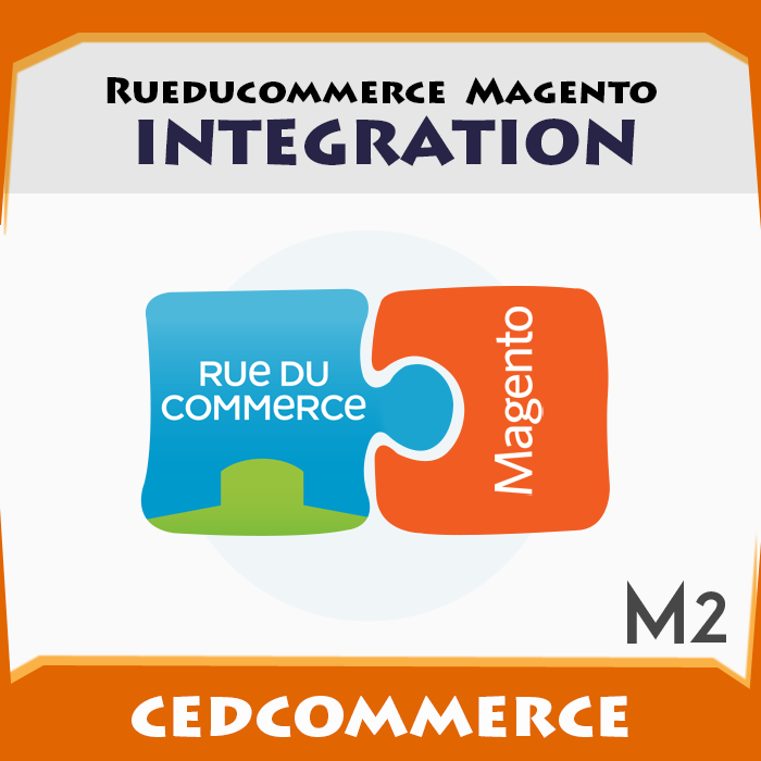 Rueducommerce Magento 2 Integration