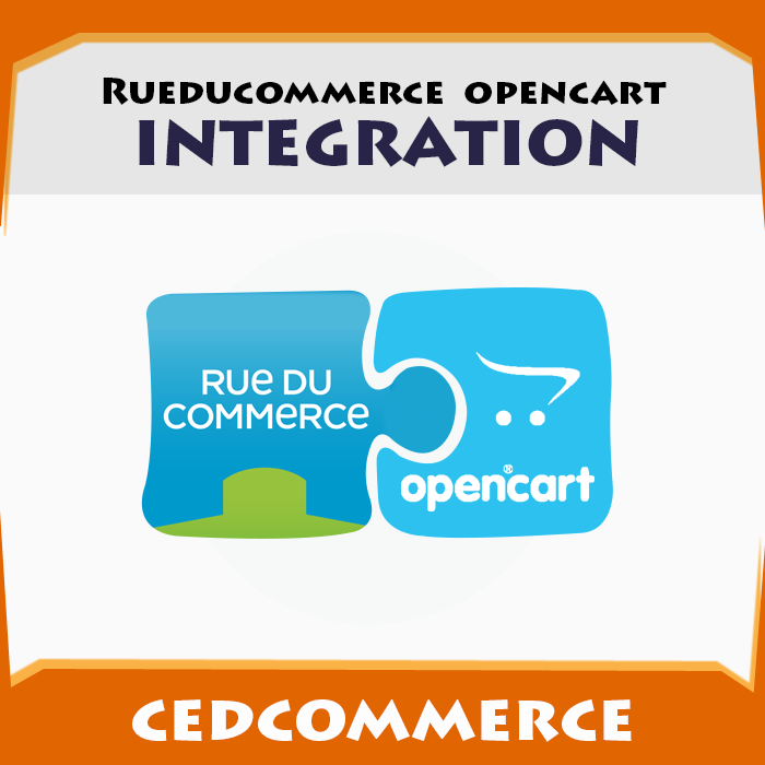 Rueducommerce Opencart Integration Connector