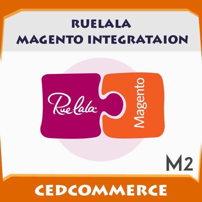 Ruelala Magento 2 Integration