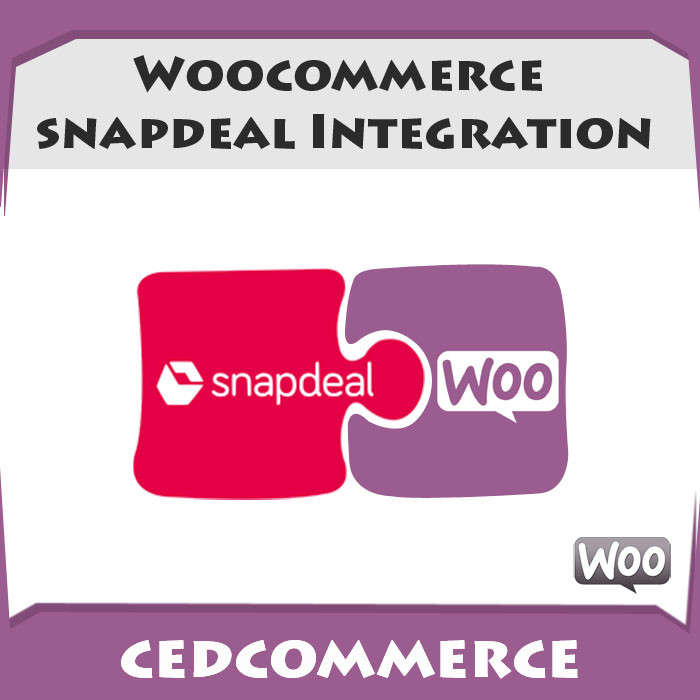 Woocommerce Snapdeal Integration