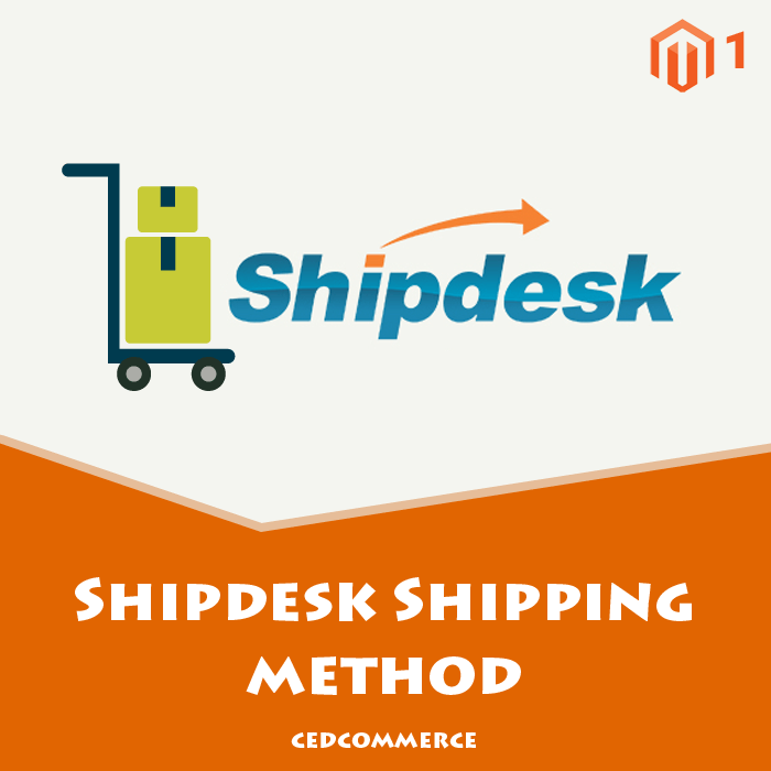 ShipDesk Shipping Method