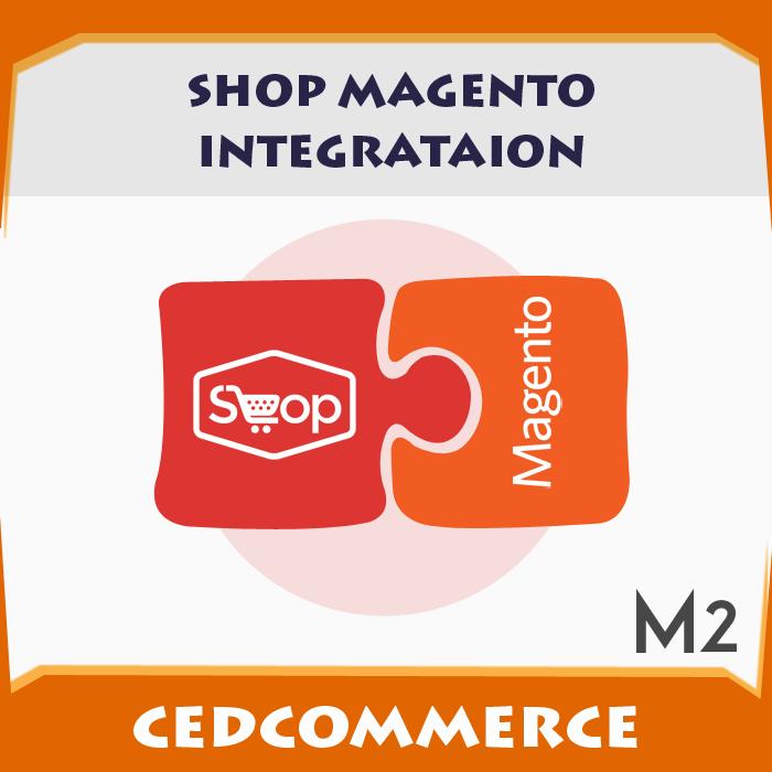 Shop Magento 2 Integration
