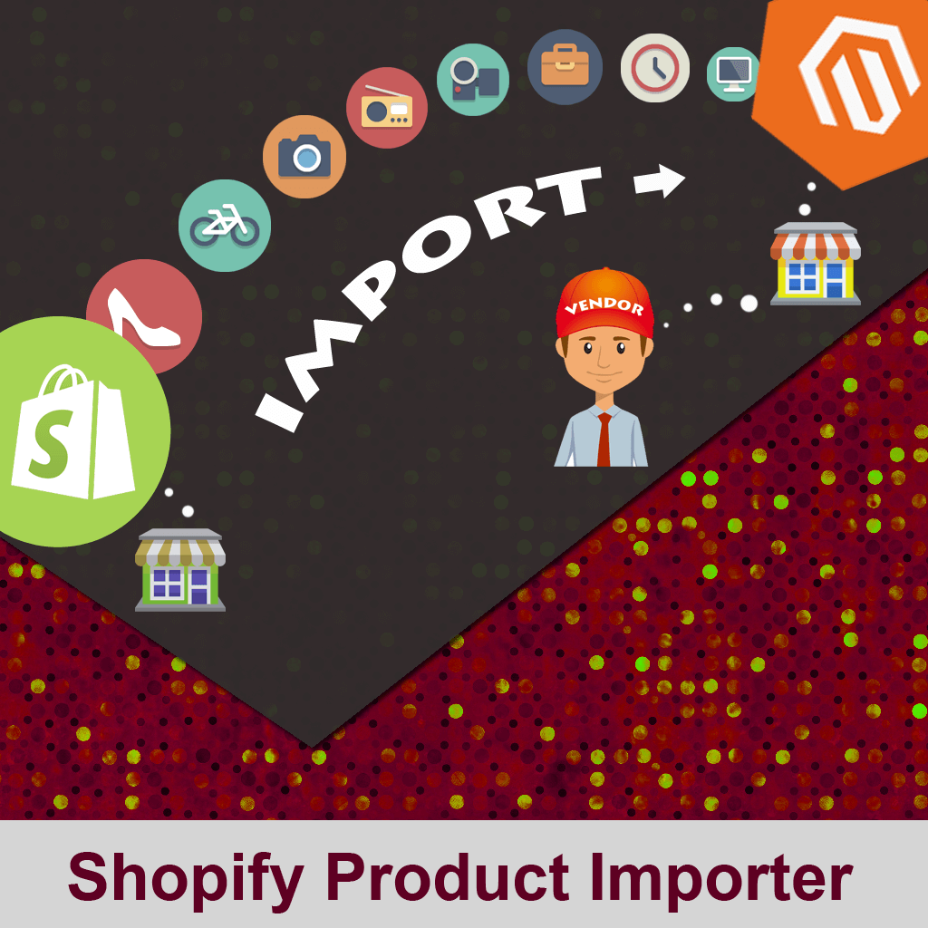 Shopify Product Importer Addon