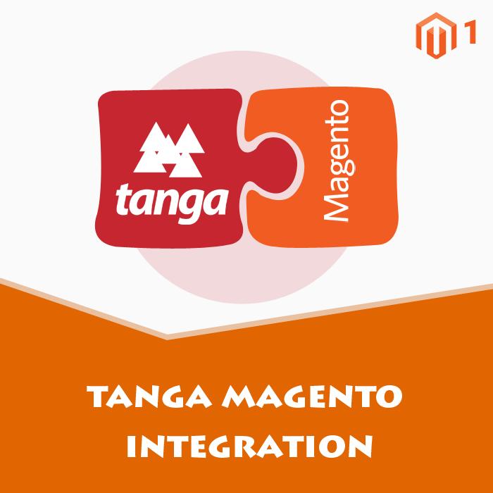 Tanga Magento Integration
