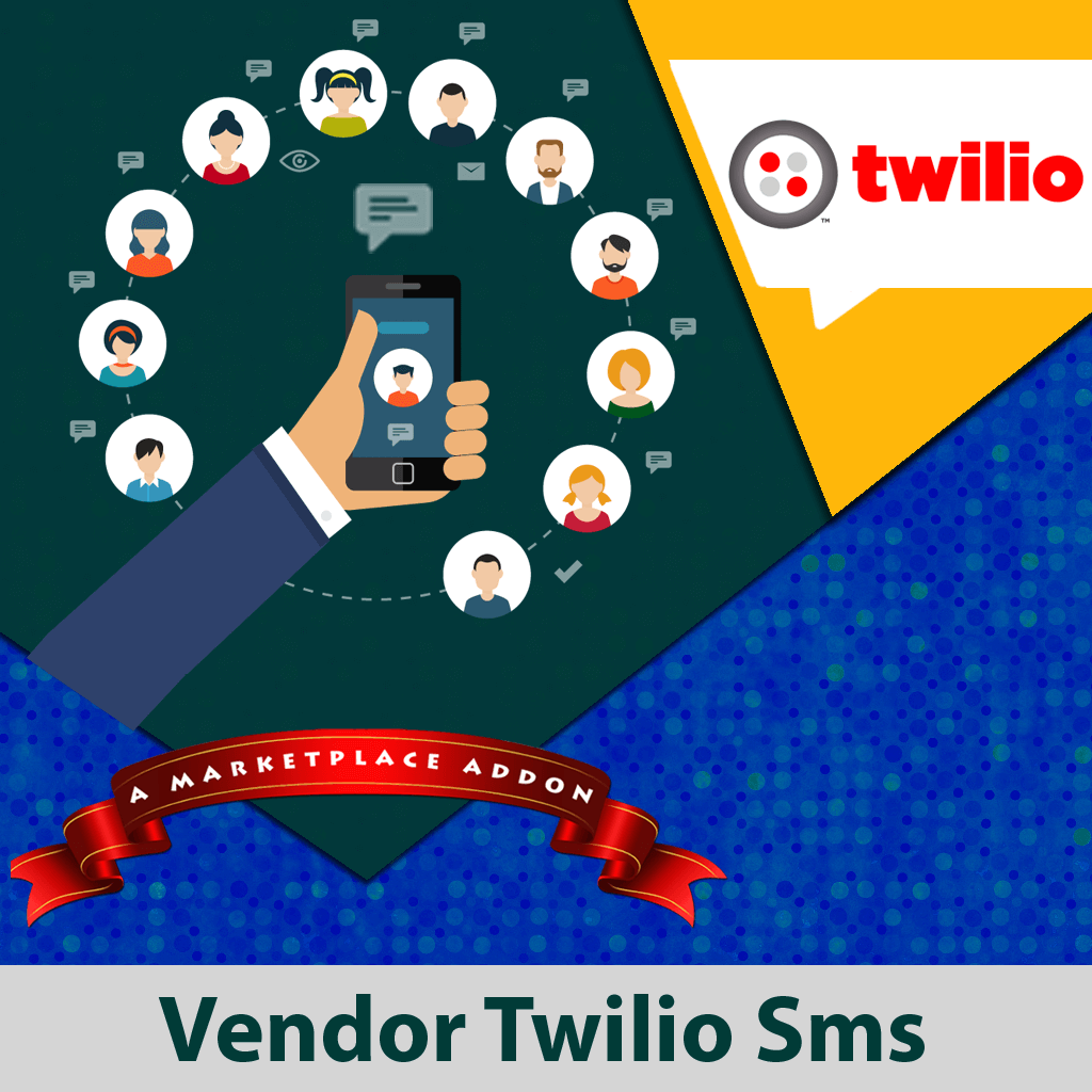 Vendor Twilio Sms Addon