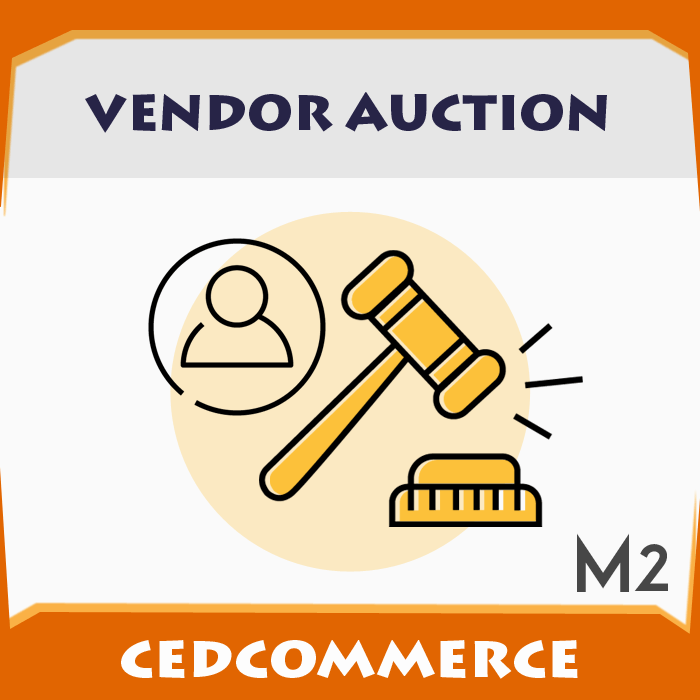 Vendor Online Auction Addon [M2]