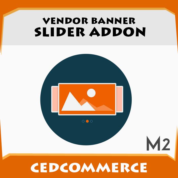 Vendor Banner Slider Addon[M2]