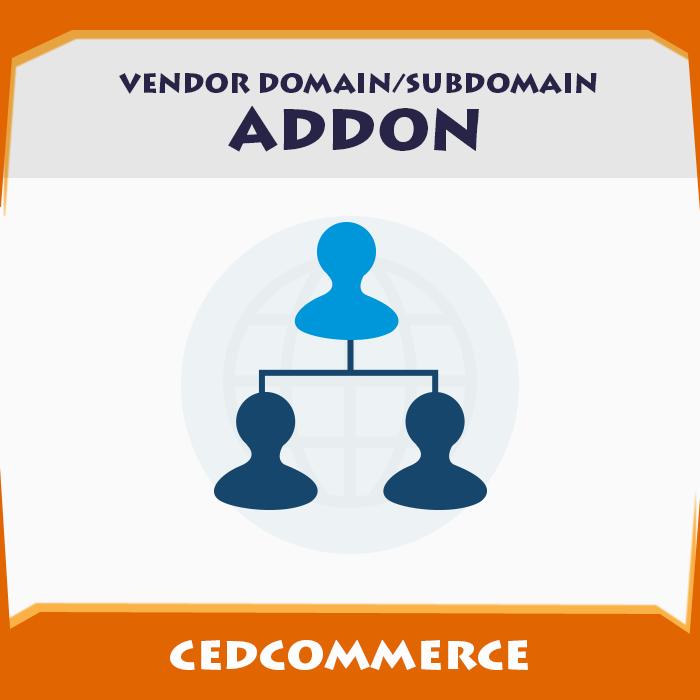 Vendor Domain/Subdomain Addon [M2]