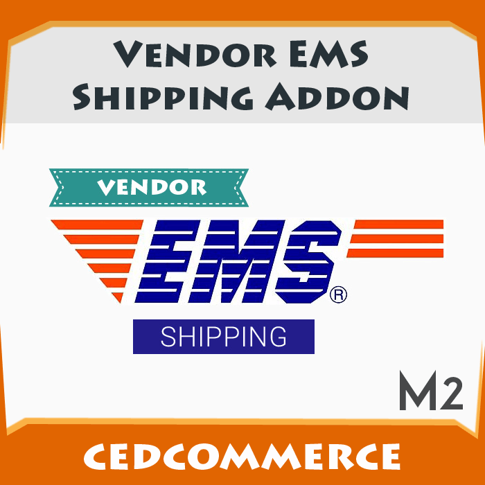 Vendor EMS Shipping Addon [M2]