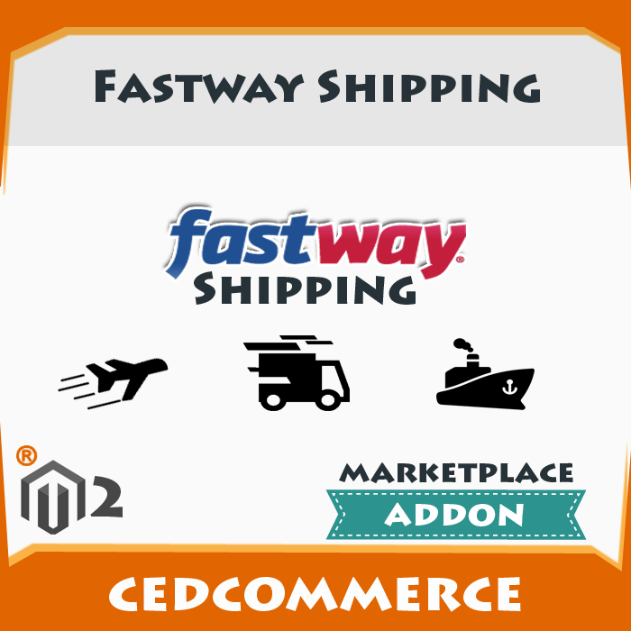 Vendor Fastway Shipping Addon [M2]