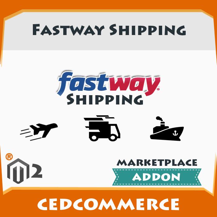 Vendor Fastway Shipping Addon [M2]