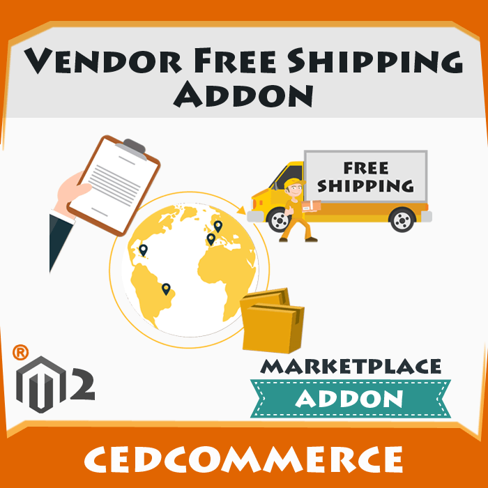 Vendor Free Shipping Addon [M2]