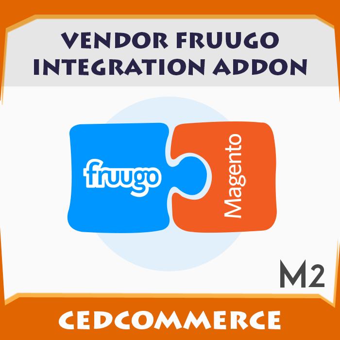 Vendor Fruugo Integration Addon[M2]