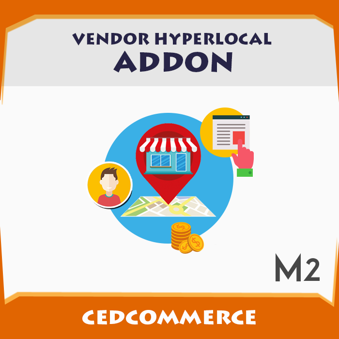 Vendor Hyperlocal Addon [M2]
