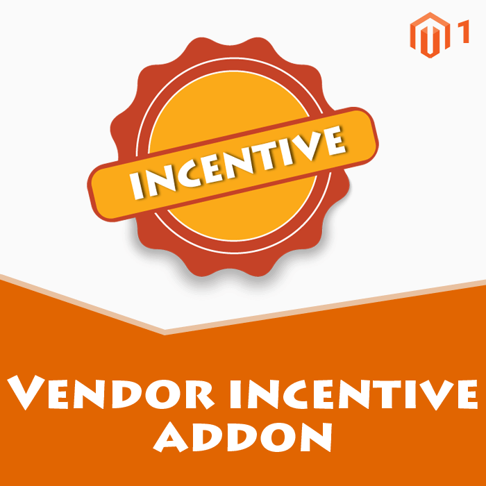 Vendor Incentive Addon