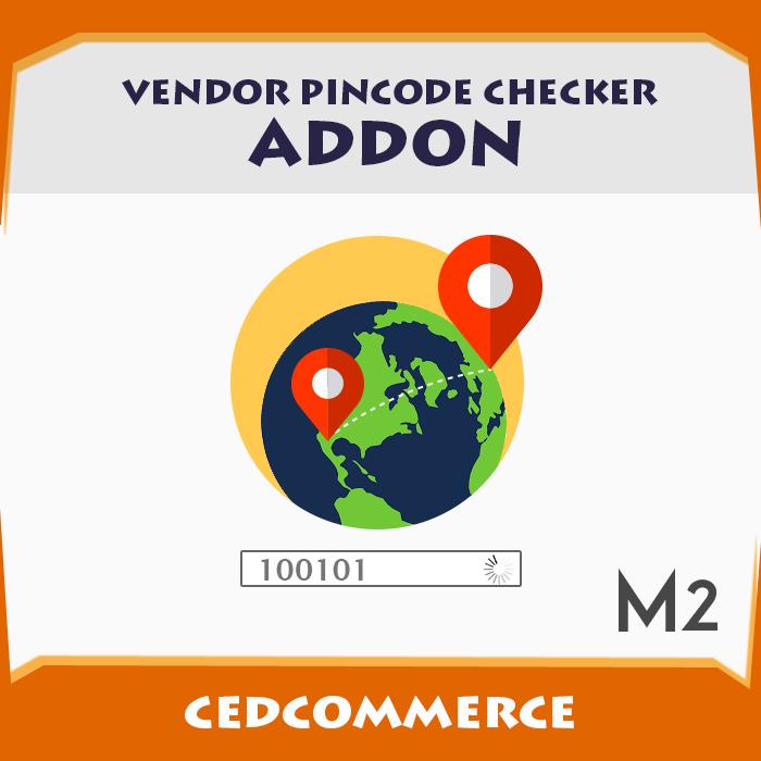 Vendor Pincode Checker Addon [M2]