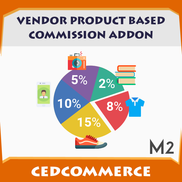 Vendor Product Based Commission Addon [M2]