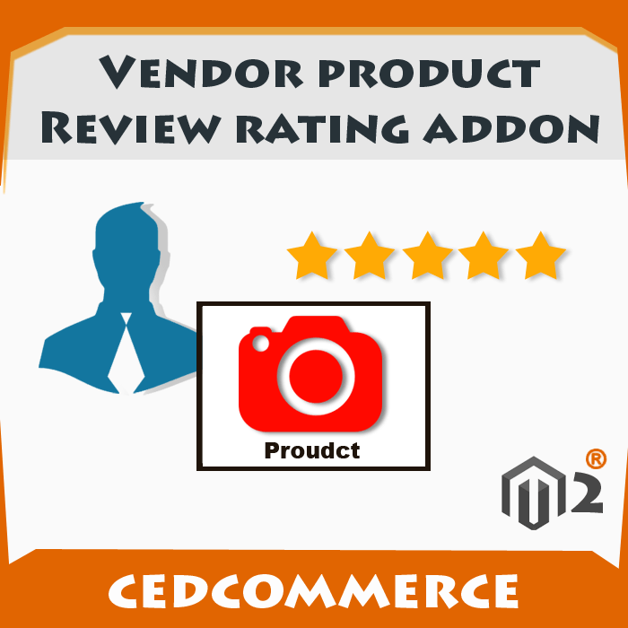 Vendor Product Review and Rating Addon [M2]