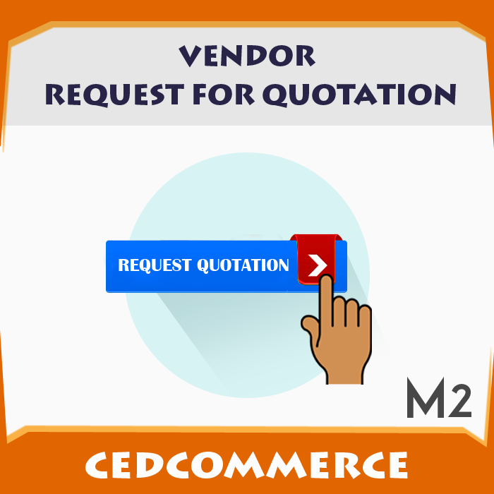 Magento 2 Vendor Request For Quotation extension