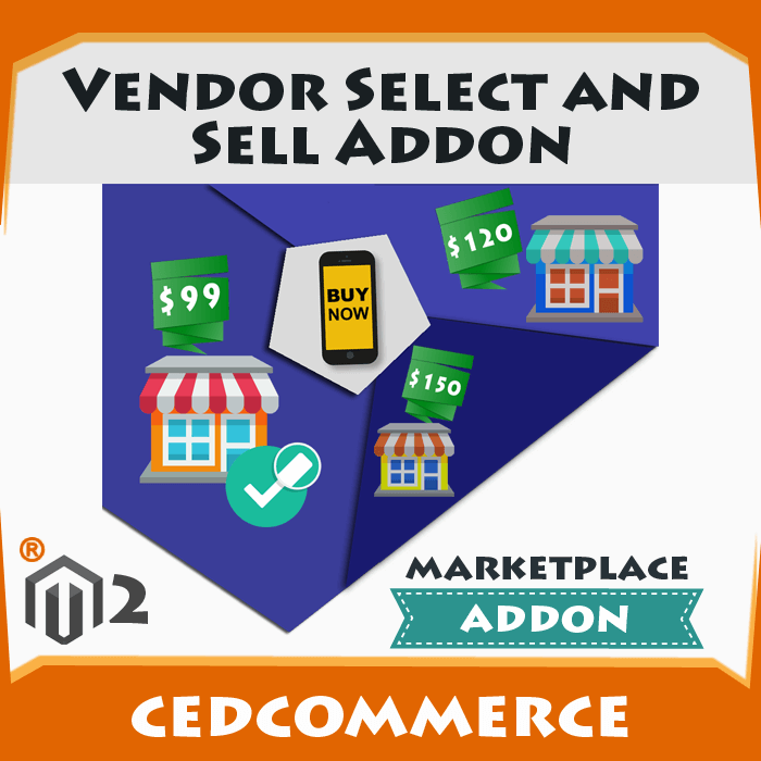 Vendor Select and Sell Addon [M2]