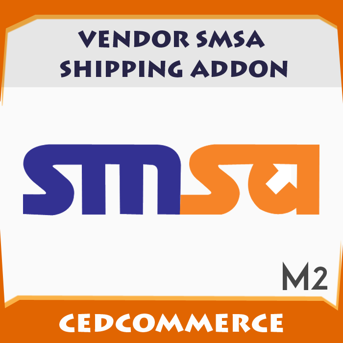 Vendor SMSA Shipping Addon [M2]