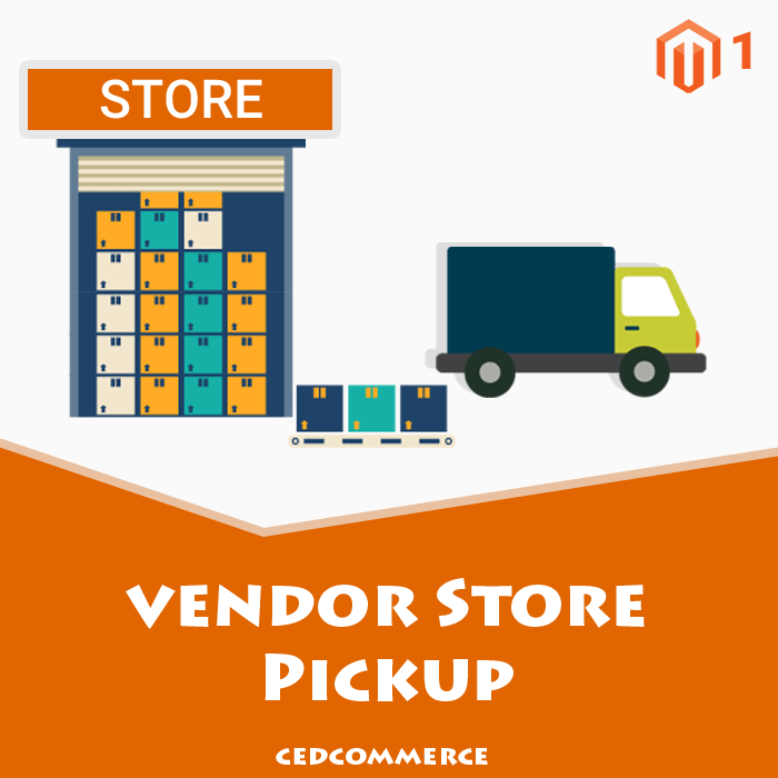 Vendor Store Pickup Addon