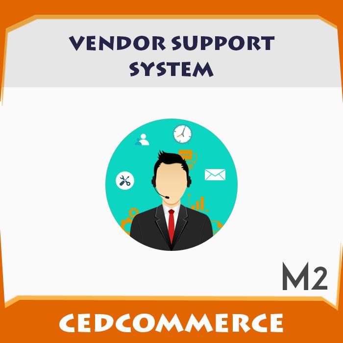 Vendor Support System Addon [M2]