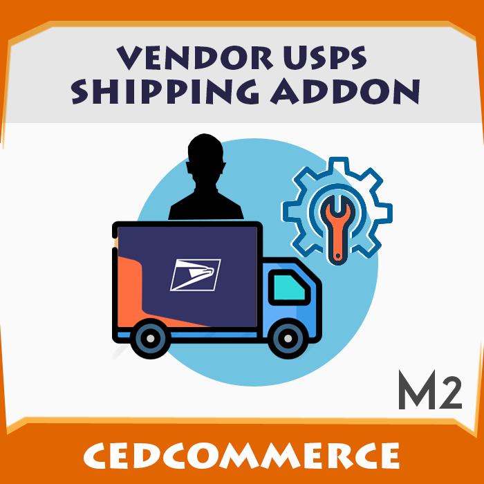 Vendor USPS Shipping Addon [M2]