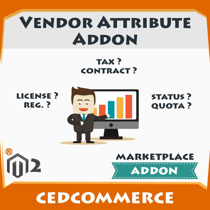 Vendor Attribute Addon [M2]