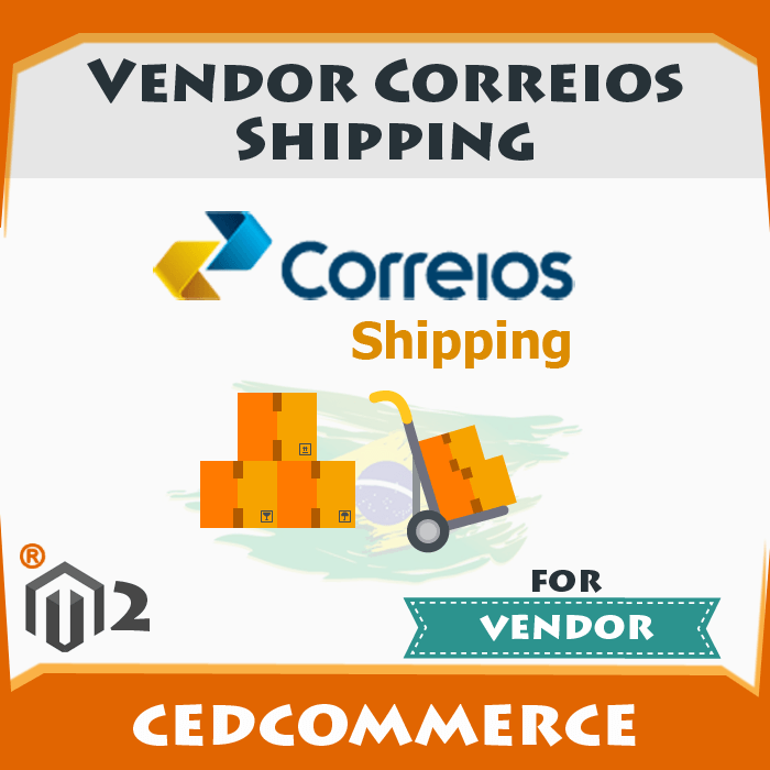 Vendor Correios Shipping Addon [M2]