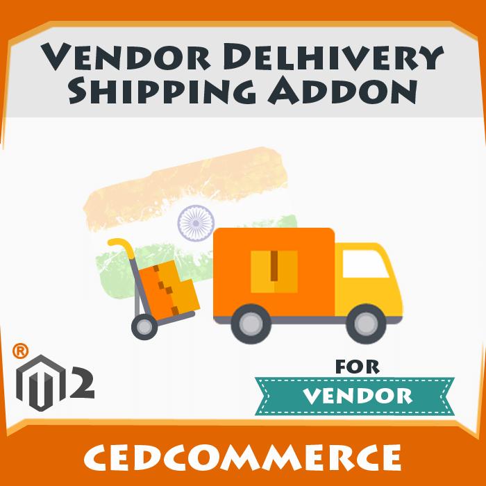 Vendor Delhivery Shipping Addon [M2]