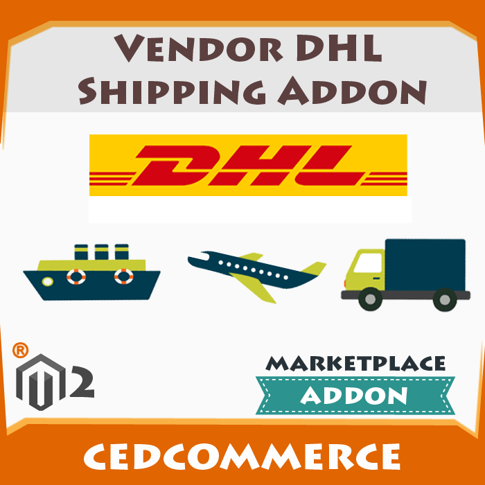 Vendor DHL Shipping Addon [M2]