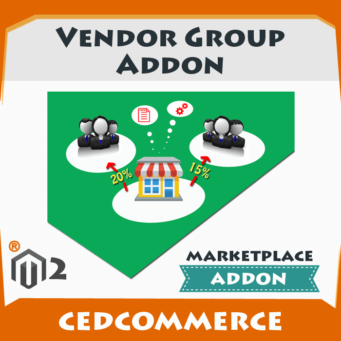 Vendor Group Addon [M2]