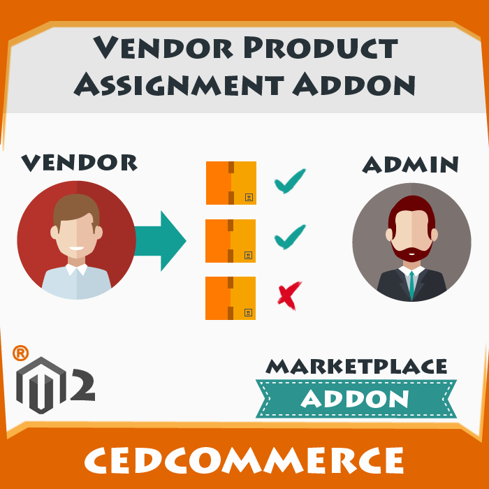 Vendor Product Assignment Addon [M2]
