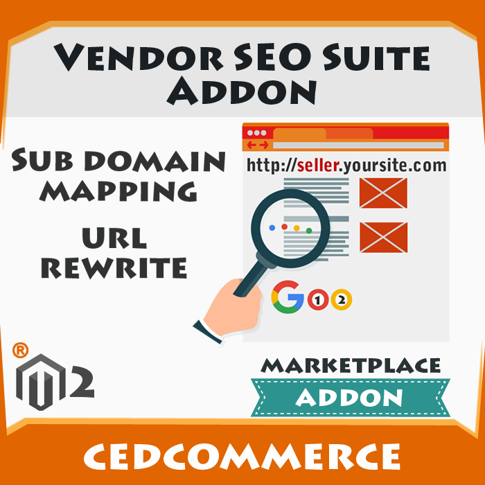 Vendor SEO Suite Addon [M2]
