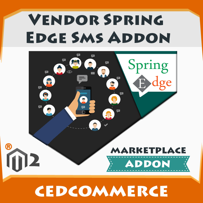 Vendor Spring Edge Sms Addon [M2]