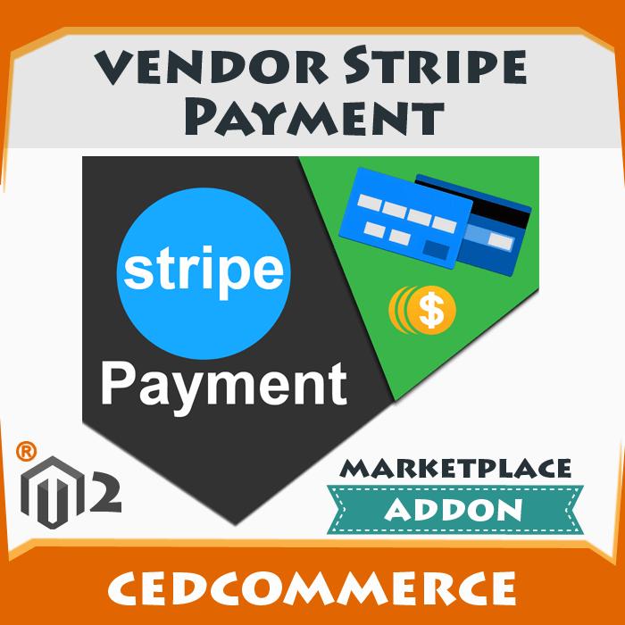 Vendor Stripe Payment Addon [M2]