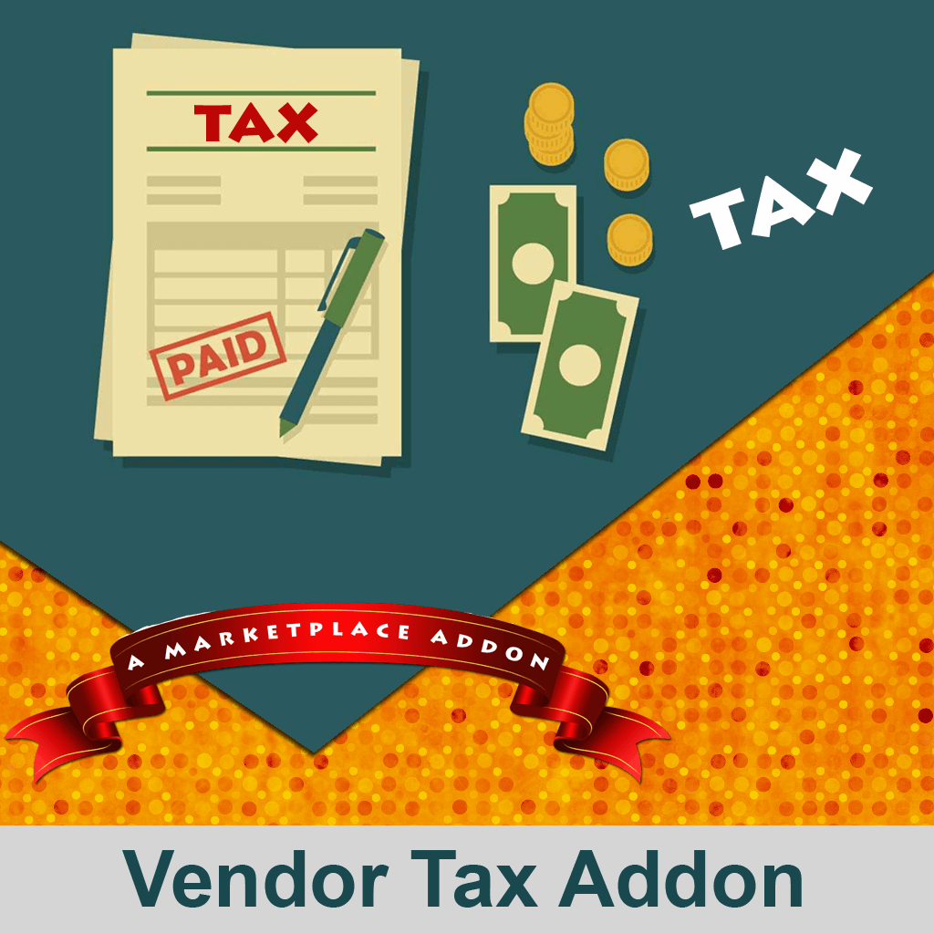 Vendor Tax Addon