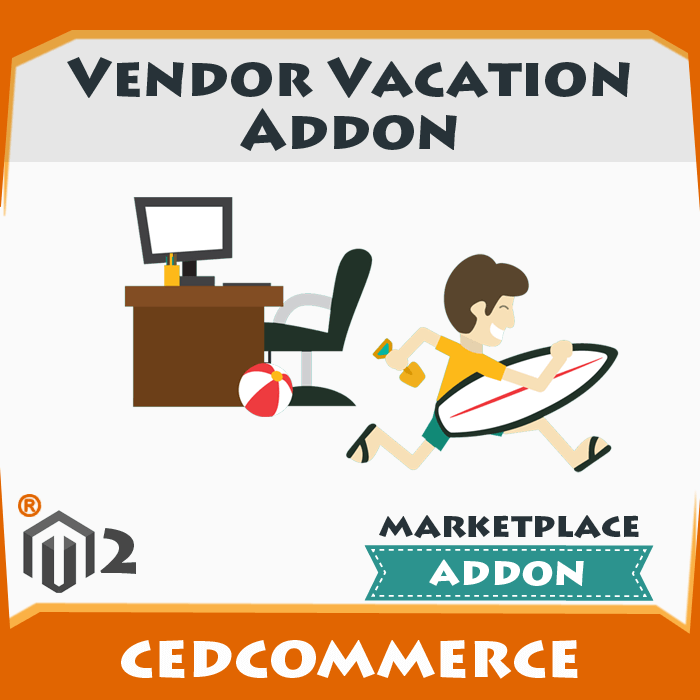 Vendor Vacation Addon [M2]